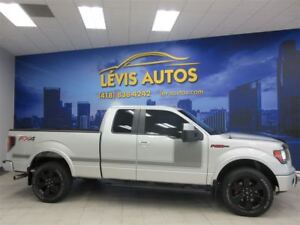 2013 Ford F-150 FX4 4X4 SEULEMENT 67600 KM !! BEAU LOOK !!