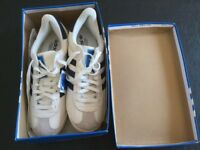 Adidas Kick Trainers (Size: Adult, 11 UK) (As New)