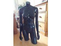 4 x Clothes Mannequins (Female & Male) Torso Body Head Tailor Dummies Dummy Fashion Joblot Job lot