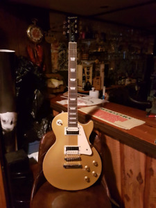 Epiphone les paul custom shop