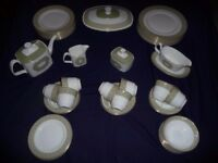 Royal Doulton Sonnet Dinner and Tea Service