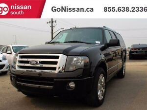 2013 Ford Expedition MAX Navigation, 3 DVD screens, Leather!!