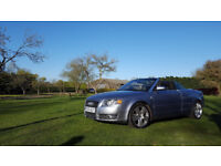 2006 Audi A4 Sline Convertible 2.0 TDI with Full History