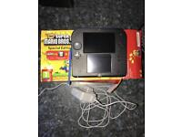 Nintendo 2DS Super Mario edition