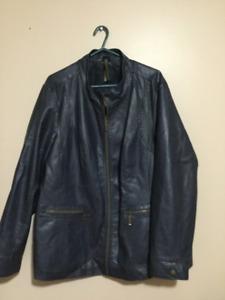 Beautiful blue jacket. Size 2X