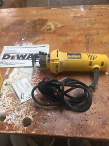 DeWalt heavy duty cut out tool