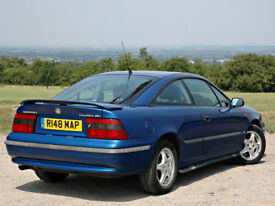 Vauxhall Calibra 2.0 16v Limited Edition