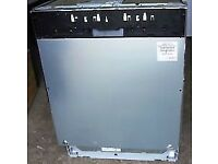 BOSCH intergrated dishwasher immaculate very clean and reliable can deliver Sameday with warranty