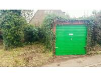 GARAGE & LAND FOR SALE / RENT Bishops Stortford. Ideal for Stansted or London commuter