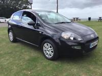 Fiat Punto 1.2 ( 69bhp ) ( No s/s ) 2014MY Easy