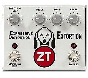 ZT EXTORTION EXPRESSIVE DISTORTION