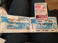 4 Day Standard Creamfields Ticket
