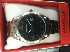 Caravelle men's watch- NEW