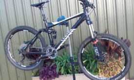 Canyon Nerve AM 140mm Mountain bike