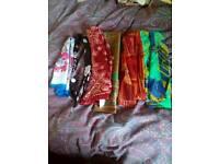 Light scarves/neckties