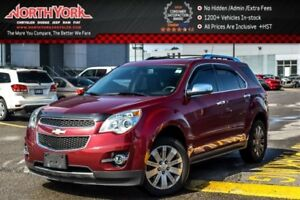 2011 Chevrolet Equinox LTZ AWD|Leather|Rear DVD|Backup Cam|Pione