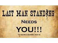 BASSIST NEEDED!! Replacement needed for York covers band Last Man Standing - upcoming gigs!