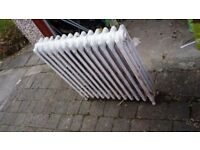 traditional cast iron radiator - 0ffers around £100