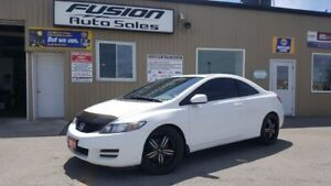 2011 Honda Civic EX-L-LEATHER-SUNROOF-TINT-SUNROOF
