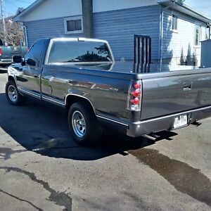 For sale 91 Chevy 1/2 ton