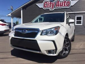 2014 Subaru Forester 2.0XT Touring Panoramic Sunroof