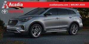 2017 Hyundai Santa Fe XL SANTA FE SE/LIMITED