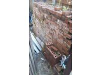 Used bricks 800 plus