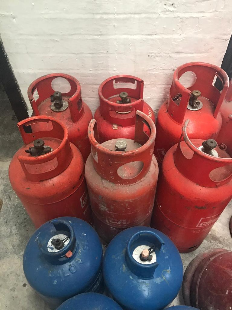 Empty propane gas bottles cylindersin Solihull, West MidlandsGumtree - Empty propane gas bottles cylinders , I think its designed for a fork lift truck but I dont know if they can be used for heating, bbq. So why buy new save big time All reasonable offers will be accepted good price will be given if you buy a...