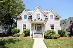 AVAILABLE SEPT 1:  large character 3-bdrm in TRURO