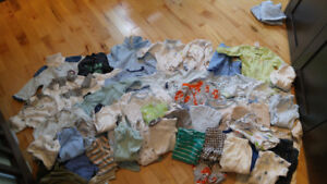 0-3 months boy clothing, linge garcon 0-3 mois