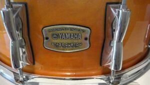 "Yamaha 5.5 x 14"" Birch snare drum"