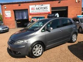 2007 Volkswagen Golf Plus 2.0 GT TDI PD Grey 5dr Hatchback, **ANY PX WELCOME**