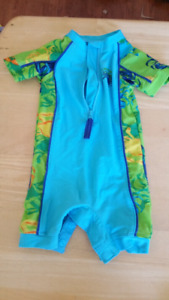 12 month swimsuits! Body/shirt/shoes