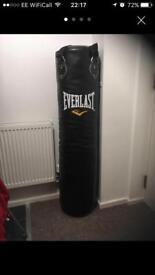 Punchbag & gloves bundle