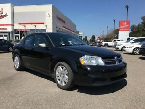 2013 Dodge Avenger CLEAN CARPROOF | ONE OWNER | AUXILIARY | A/C