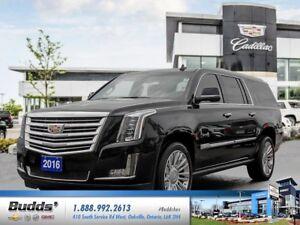 2016 Cadillac Escalade ESV Platinum SAFETY AND RECONDITIONED
