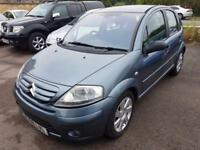 2008 Citroen C3 1.6HDi 16v Exclusive, 1 owner from new.