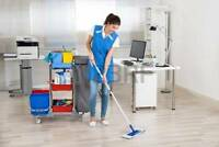 CLEANING LADY / FEMME DE MENAGE