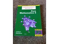 As and A level Maths Book for sale  London