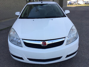 2008 SATURN AURA 2.4L 4CYL (PONTIAC G6) 7 MONTH WARRANTY