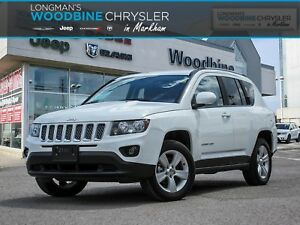 2016 Jeep Compass North  Edition/4x4/Demo