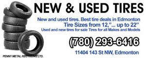 Buy, Sell or Trade used tires, wheels/rims (780) 293-6416