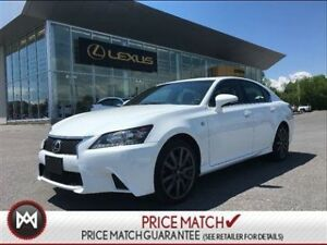 2015 Lexus GS350 AWD FSPORT SERIES 1