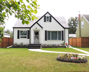 Beautiful 3 bdr home with Garage in St Vital