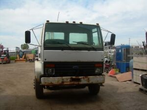 Ford cabover yard truck
