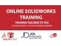 Online Solidworks Training, Mechanical training, Basic Training, Step by Step Solidworks Training.