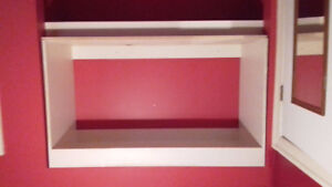 TV wall cabinet