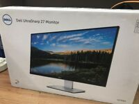 "BRAND NEW & SEALED DELL ULTRASHARP 27"" MONITOR **MASSIVE SAVINGS**"