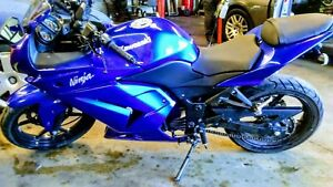 2009 KAWASAKI ZX250 FOR SALE