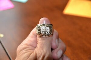 District Fire Chief's Ring